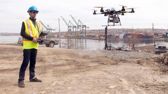 New York To Get Drones to Inspect Crumbling Building Structures
