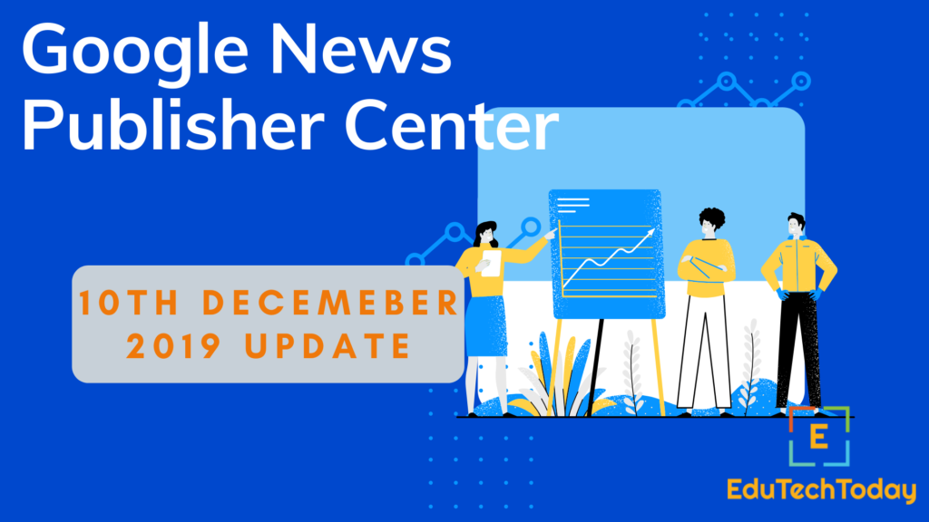 Google News Publisher Center