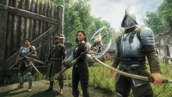 Amazon Is Developing an Open-World MMO – The New World
