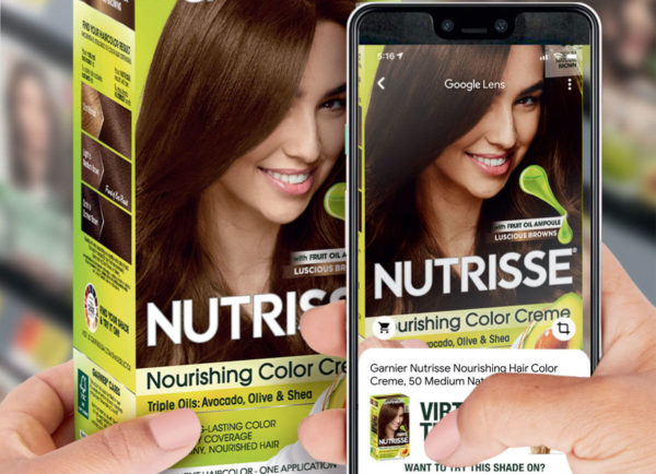 Google Lens to Help Choose Hair Colors Online