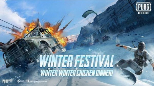 New Update in PUBG Mobile Adds Snow Paradise