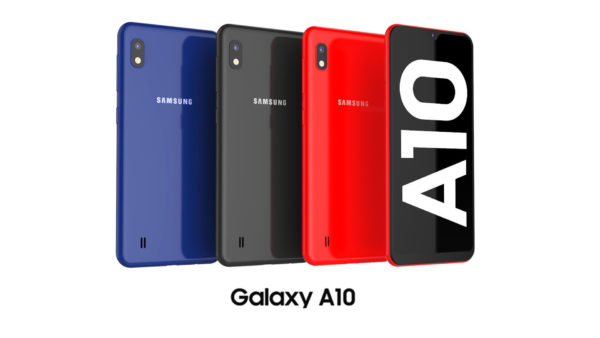 Samsung Galaxy A10 Was Top Selling Android Phone in Third Quarter