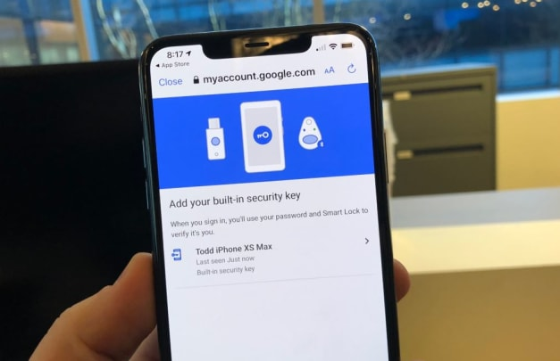 Google Has Updated Smart Lock for iOS