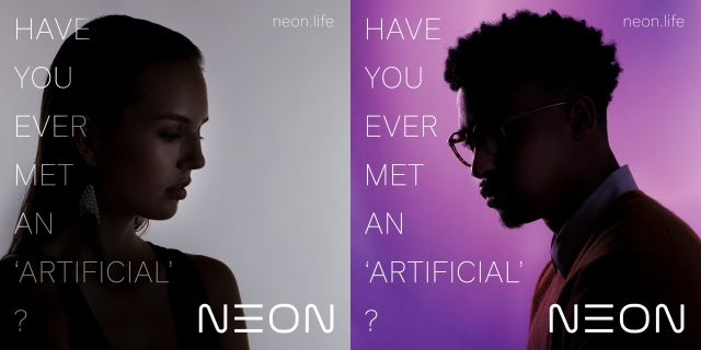 Samsung Teases Its New Artificial Human Project - Neon