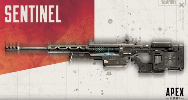 Apex Legends Season 4: Assimilation's New Weapon Is the Sentinel