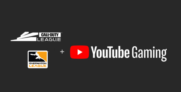 Google Partnered With Activision Blizzard with YouTube as Exclusive Streaming Platform