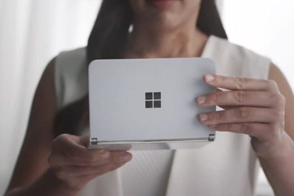 Microsoft shared Android for Surface Duo and Neo
