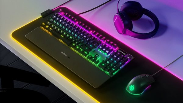 SteelSeries Launched Its New Line of Inexpensive Gaming Peripherals