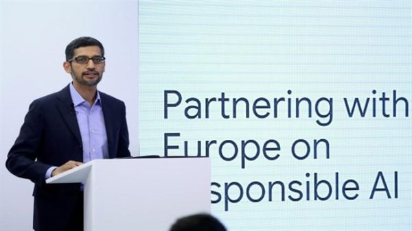 Alphabet and Google CEO Sundar Pichai Calls for More AI Regulation