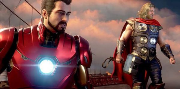 Crystal Dynamics Has Pushed Launch Of Marvel's Avengers Game to September 4th