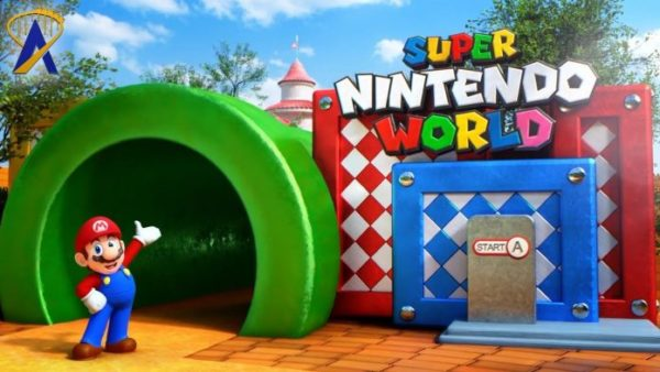 Nintendo Theme Park Likely To Be Coming At Universal Orlando