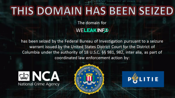 FBI Has Seized Website Which Sells Data Breaches of Over 10,000 Private User Data