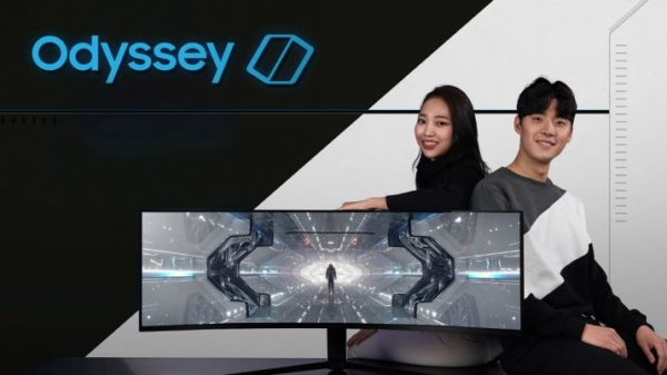 Samsung's First Odyssey Gaming Monitors Are Clearly Geared for Fanatics