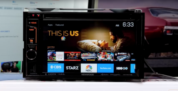 Amazon to Bring Its Fire TV Edition to Cars and Soundbars