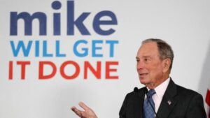 Mike Bloomberg Using Influencer Power on Instagram to Advertise His Presidential Candidacy