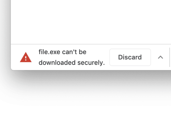 Google Announced Chrome to Warn About Insecure Downloads To Users