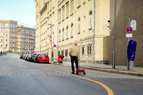 Berlin-Based Artist Outwitted Google Maps by Creating Traffic Jam