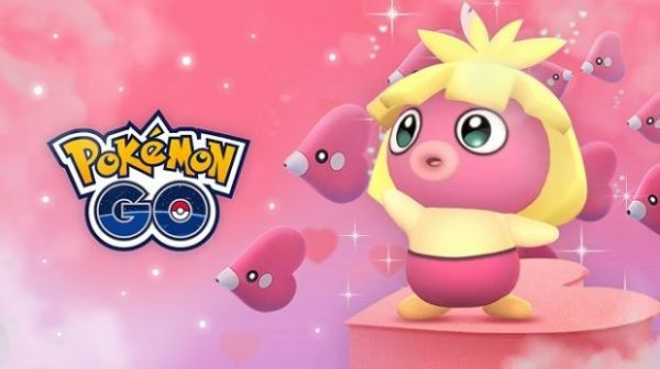 Pokémon Go Is Celebrating Valentine'S Day with Tons of Cute Pink Pokémon