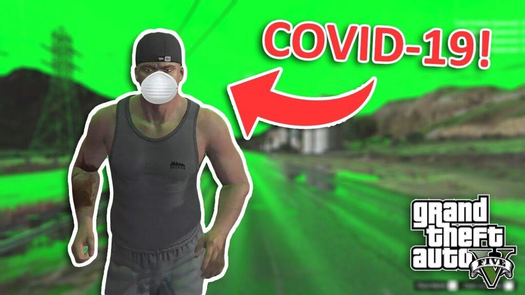 COVID-19 GTA V Mod